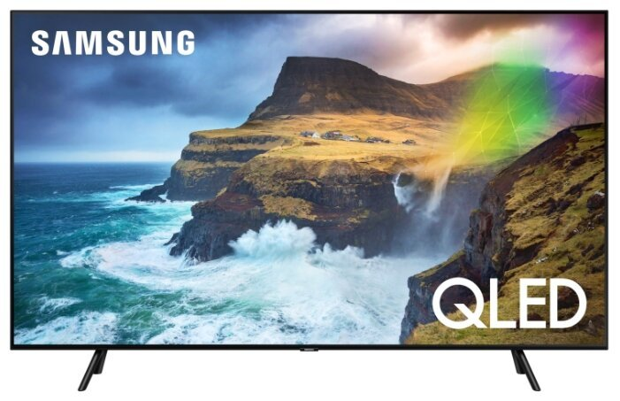 "Телевизор 55"" Samsung QE55Q77RAU (Ultra HD 4K Led 3840x2160)"
